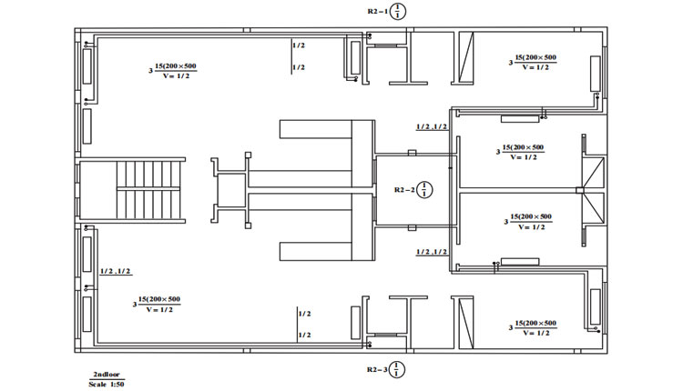 نقشه نصب رادیاتور